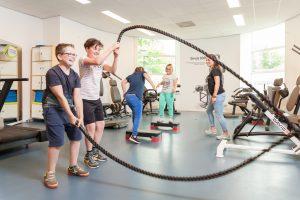 fysiotherapie, Boxtel, fysiotherapeut, fysiotherapiepraktijk, behandelingen, sporten voor bijzondere kinderen, kinderfysiotherapie, sporten voor kinderen, kinderen, sporten