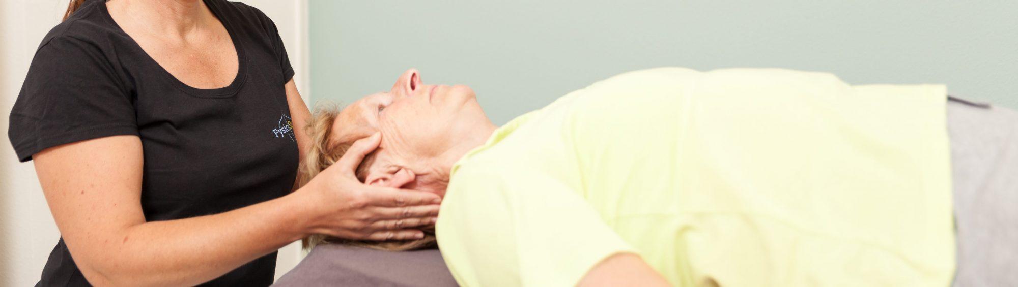 fysiotherapie, Boxtel, fysiotherapeut, fysiotherapiepraktijk, behandelingen, hoofdklachten, hoofdpijn, nekklachten, nekpijn
