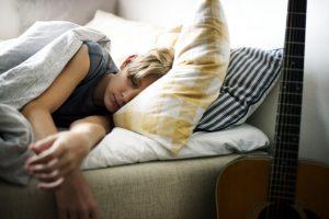 slaapproblemen
